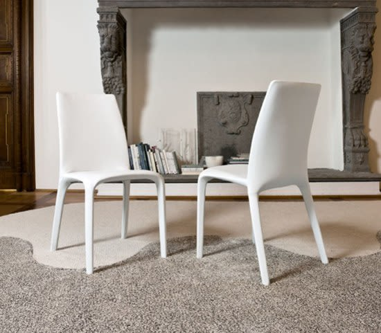 Bonaldo,Dining Chairs,chair,furniture,interior design,room,table,white