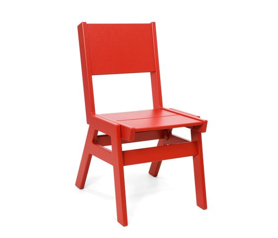Loll Designs,Dining Chairs,chair,furniture,outdoor furniture,red