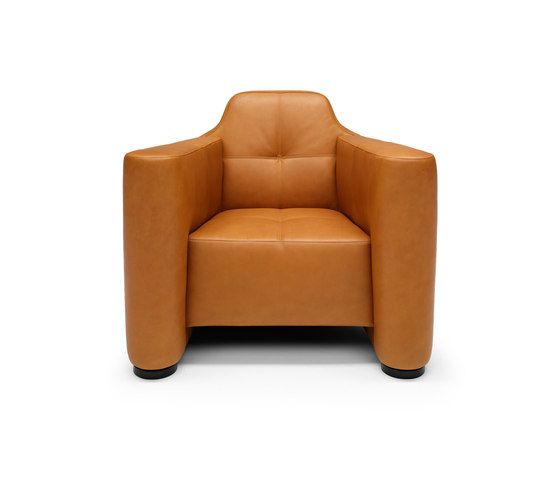 Linteloo,Armchairs,beige,brown,chair,club chair,furniture,leather,orange,tan
