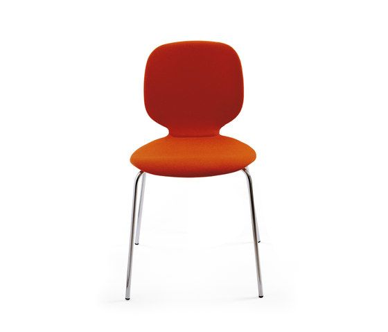 Crassevig,Breakout & Cafe Chairs,chair,furniture,orange