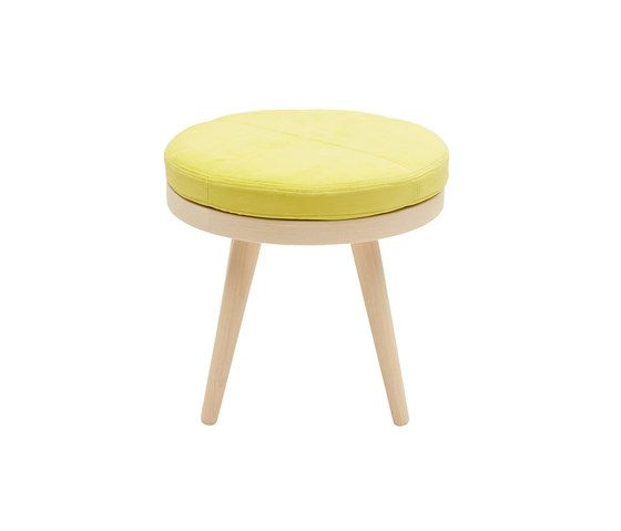 Softline A/S,Footstools,chair,furniture,stool,table,yellow
