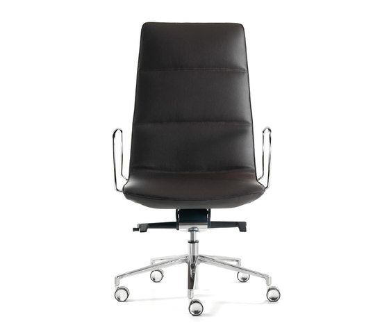 Quinti Sedute,Office Chairs,chair,furniture,leather,line,office chair,product