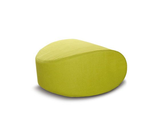 Softline A/S,Stools,yellow
