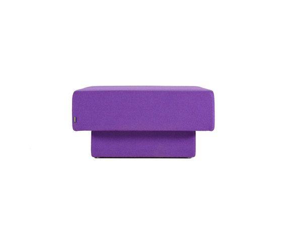 Lensvelt,Footstools,lilac,magenta,purple,rectangle,violet