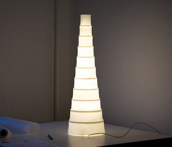 Lichtlauf,Table Lamps,cone