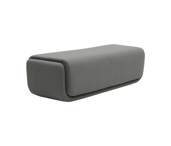 Softline A/S,Footstools,rectangle