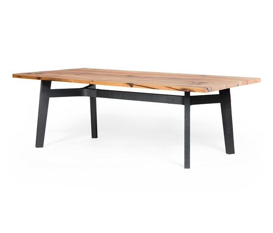 Janua / Christian Seisenberger,Dining Tables,coffee table,desk,furniture,outdoor table,plywood,rectangle,table,wood