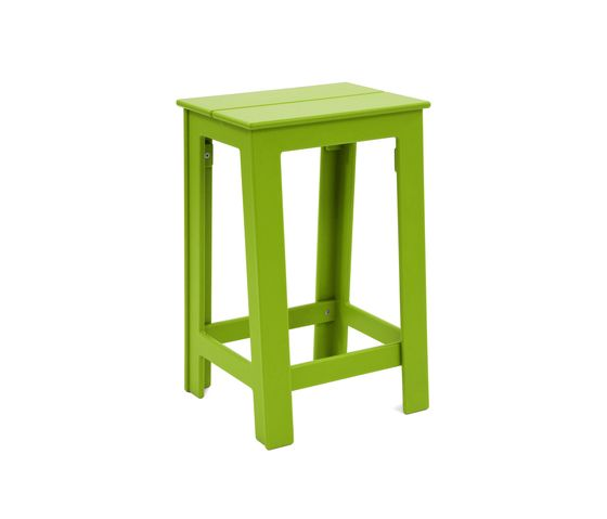 Loll Designs,Stools,bar stool,end table,furniture,green,outdoor furniture,outdoor table,stool,table