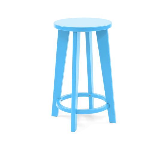 Loll Designs,Stools,bar stool,furniture,stool,table,turquoise