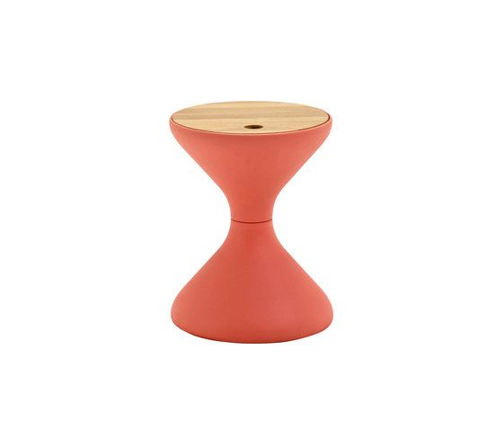 Gloster Furniture,Coffee & Side Tables,furniture,orange,stool,table