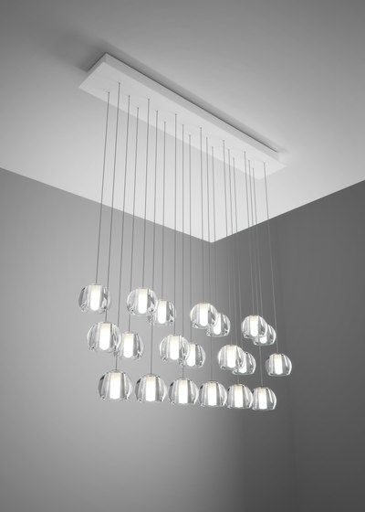 Fabbian,Pendant Lights,ceiling,ceiling fixture,chandelier,light,light fixture,lighting,line,wall,white