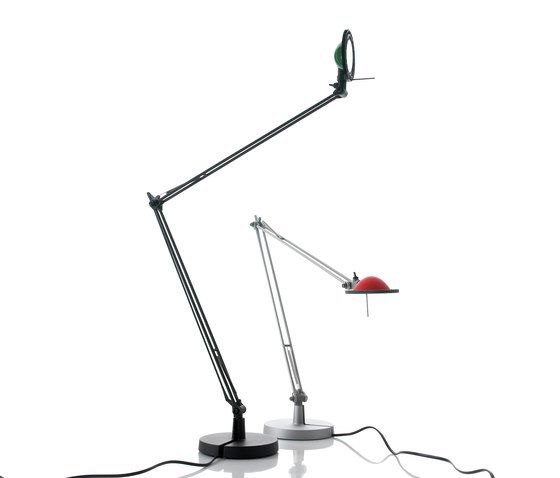 LUCEPLAN,Table Lamps,line,microphone stand