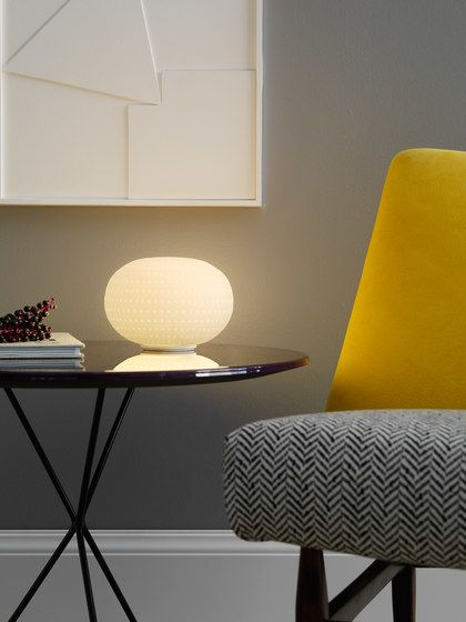 FontanaArte,Table Lamps,chair,design,floor,furniture,interior design,lampshade,lighting,lighting accessory,material property,room,table,wall,yellow