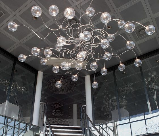 HARCO LOOR,Pendant Lights,architecture,ceiling,ceiling fixture,chandelier,iron,light,light fixture,lighting