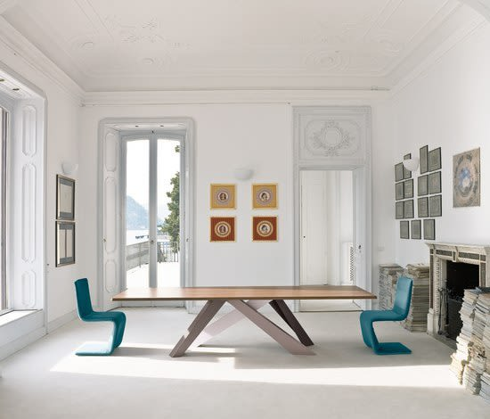 Bonaldo,Dining Tables,building,ceiling,chair,design,floor,furniture,house,interior design,living room,property,room,table,wall