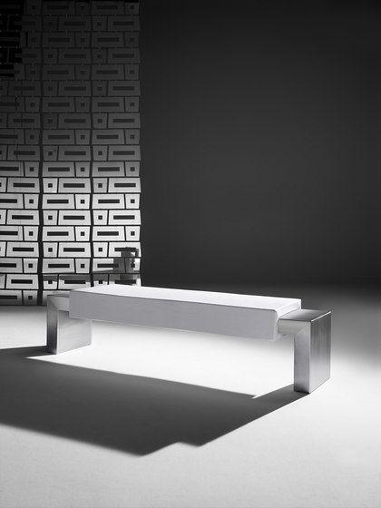 De Castelli,Benches,furniture,interior design,room,table,wall