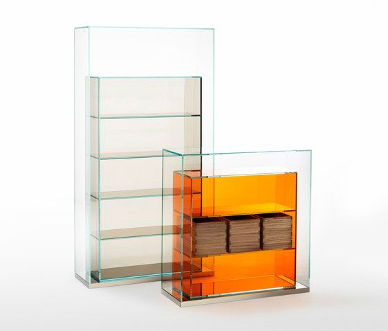 Glas Italia,Bookcases & Shelves,display case,furniture,glass,shelf,shelving