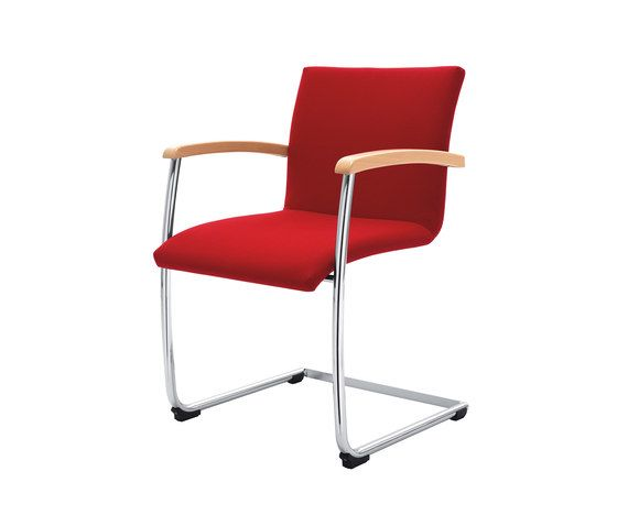 Bene,Dining Chairs,armrest,chair,furniture,line,material property,red