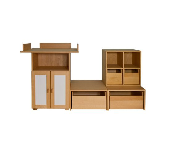 De Breuyn,Storage Furniture,computer desk,cupboard,desk,furniture,shelf,shelving,table
