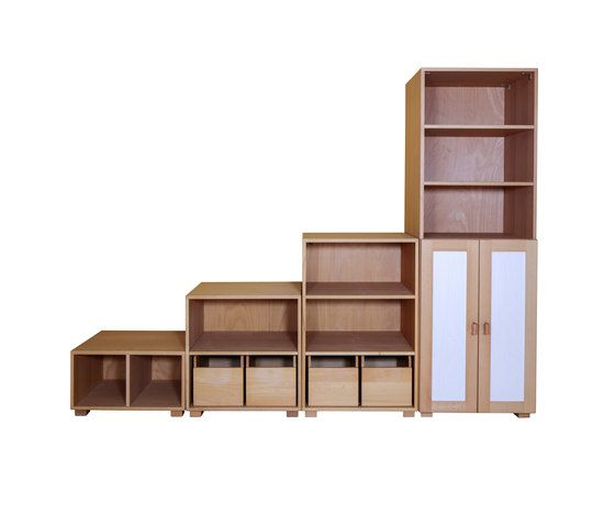 De Breuyn,Storage Furniture,brown,furniture,shelf,shelving
