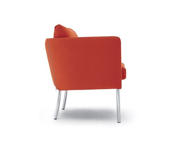 Living Divani,Lounge Chairs,chair,furniture,orange