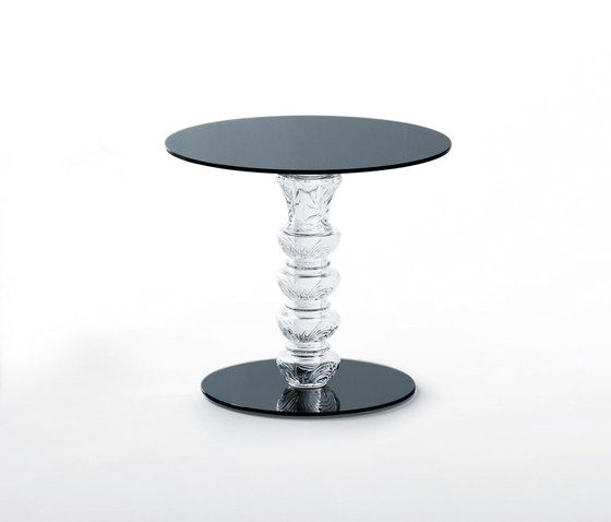 Glas Italia,Coffee & Side Tables,cake stand,end table,furniture,material property,stool,table