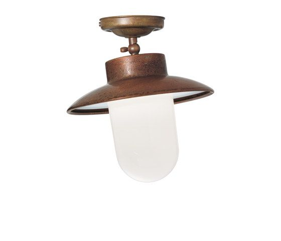 Il Fanale,Outdoor Lighting,brass,bronze,ceiling,ceiling fixture,light fixture,lighting