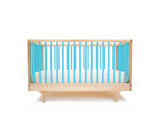 De Breuyn,Beds,aqua,baby products,cradle,furniture,infant bed,product,teal,turquoise