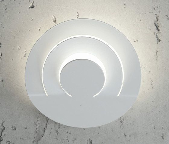 Millelumen,Wall Lights,ceiling,circle,white