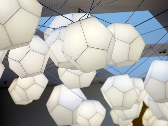 Lichtlauf,Pendant Lights,ball,design,football,lighting,soccer ball