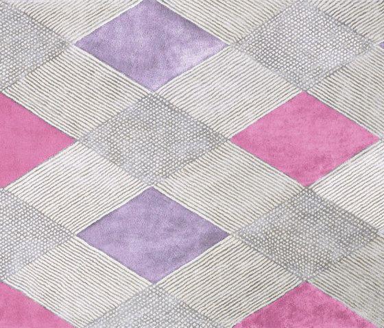 Designers Guild,Rugs,design,lavender,lilac,line,magenta,patchwork,pattern,pink,product,purple,textile,violet
