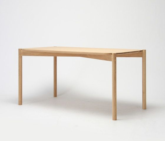 Karimoku New Standard,Dining Tables,desk,furniture,line,outdoor table,plywood,rectangle,sofa tables,table,wood,wood stain
