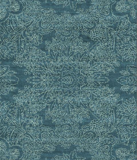 Living Divani,Rugs,aqua,azure,blue,design,pattern,teal,turquoise