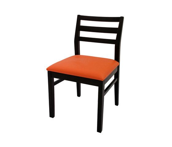 De Zetel,Dining Chairs,chair,furniture,line,orange,outdoor furniture