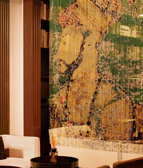 KriskaDECOR®,Screens,curtain,interior design,leaf,living room,room,textile,tree,wall,wallpaper,window treatment