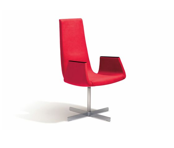 Fora Form,Office Chairs,chair,furniture,material property,red