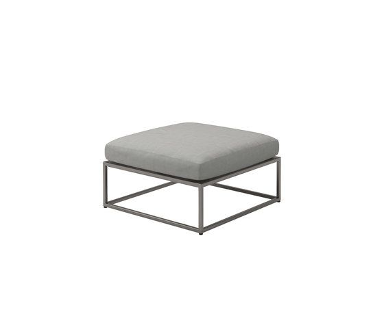 Gloster Furniture,Footstools,coffee table,furniture,ottoman,table