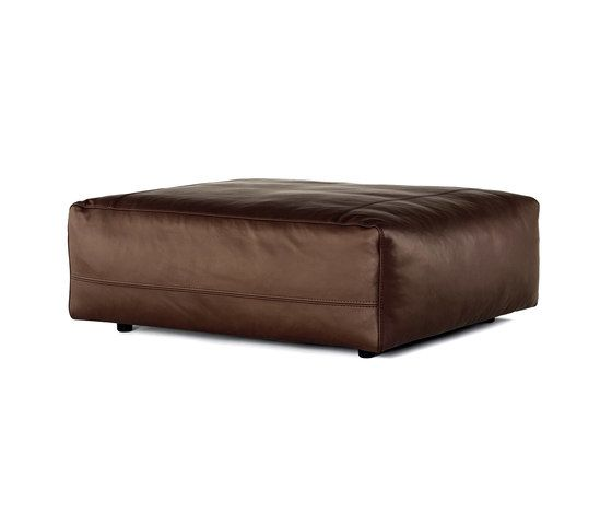 Prostoria,Footstools,brown,furniture,leather,ottoman
