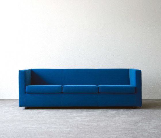 Atelier Alinea,Sofas,blue,cobalt blue,couch,electric blue,furniture,sofa bed