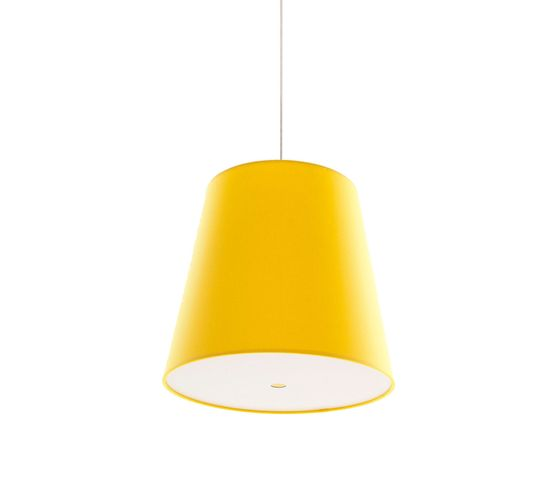 frauMaier.com,Pendant Lights,ceiling,ceiling fixture,cylinder,lampshade,light,light fixture,lighting,lighting accessory,material property,orange,yellow