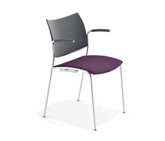 Casala,Dining Chairs,chair,design,furniture,line,material property,product,violet