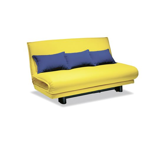 Wittmann,Beds,couch,furniture,futon,sofa bed,turquoise,yellow