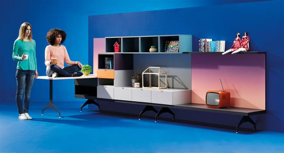 LAGRAMA,Cabinets & Sideboards,desk,furniture,interior design,room,shelf,shelving,table