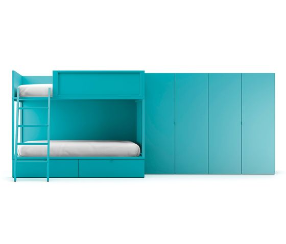 LAGRAMA,Beds,aqua,furniture,teal,turquoise