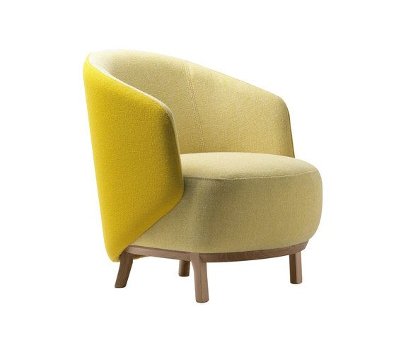 BOSC,Lounge Chairs,beige,chair,club chair,furniture,yellow