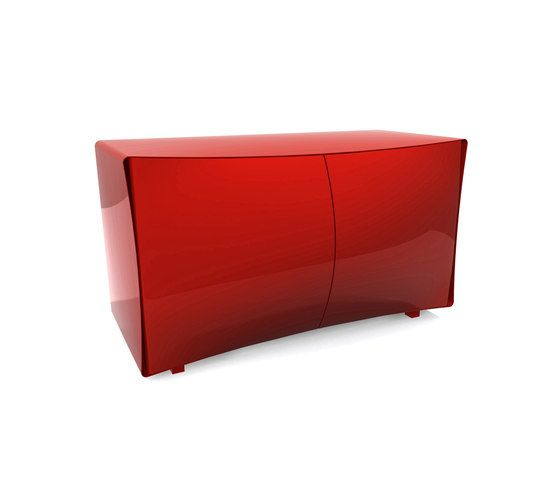 De Padova,Cabinets & Sideboards,furniture,material property,rectangle,red,table