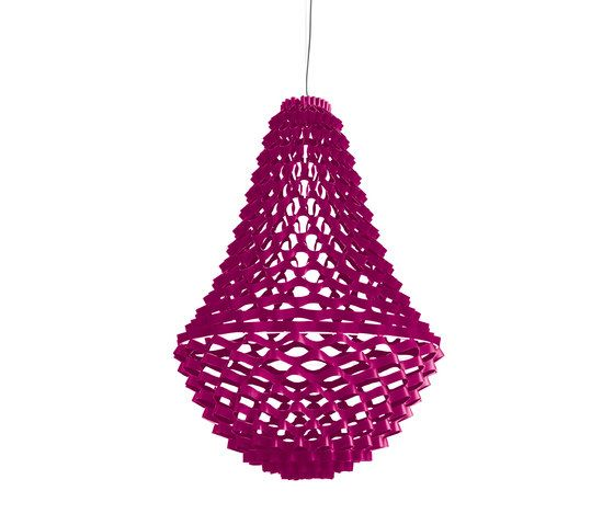 JSPR,Pendant Lights,christmas ornament,holiday ornament,magenta,ornament,pink,violet