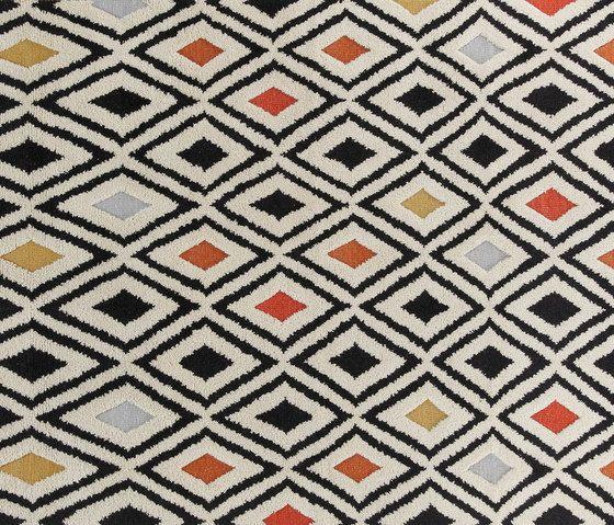 Miinu,Rugs,beige,design,line,orange,pattern,textile