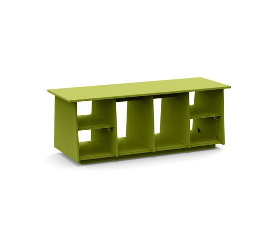 Loll Designs,Storage Furniture,furniture,green,rectangle,shelf,shelving,sideboard,table