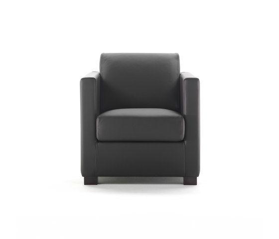 Giulio Marelli,Lounge Chairs,black,chair,club chair,furniture,leather